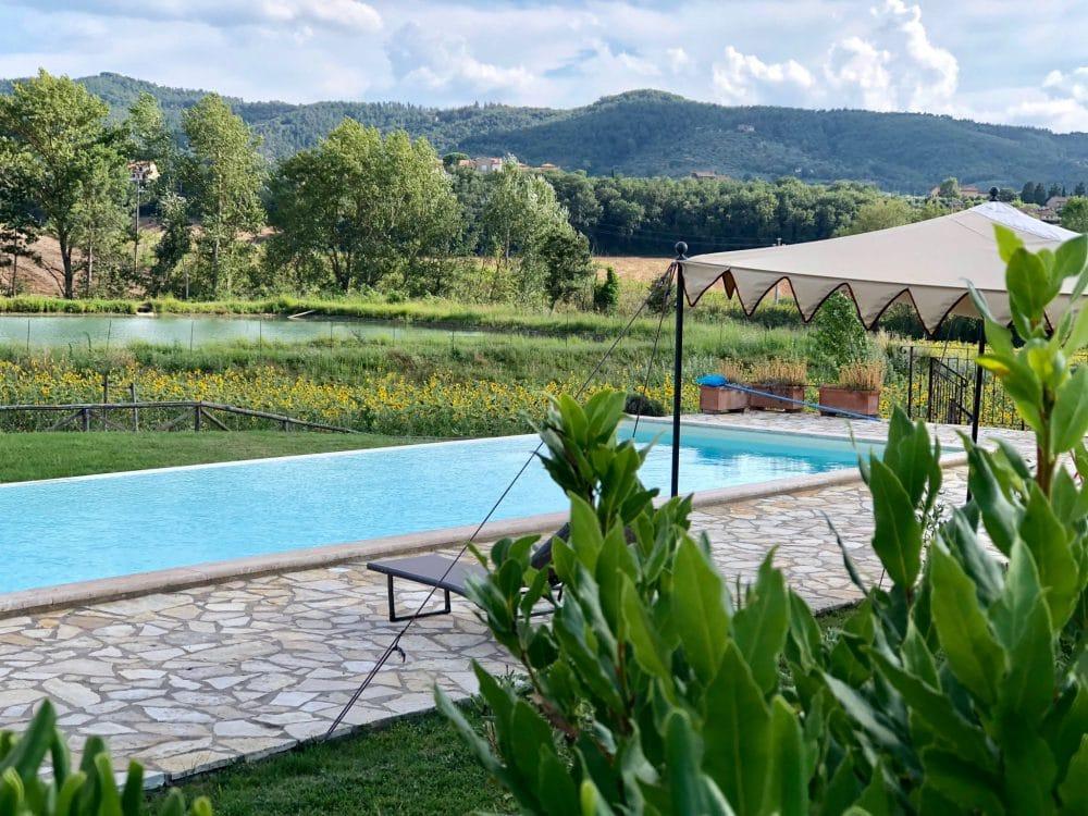 Ornellaia Villa - Fontegirasole - Tuscany Umbria