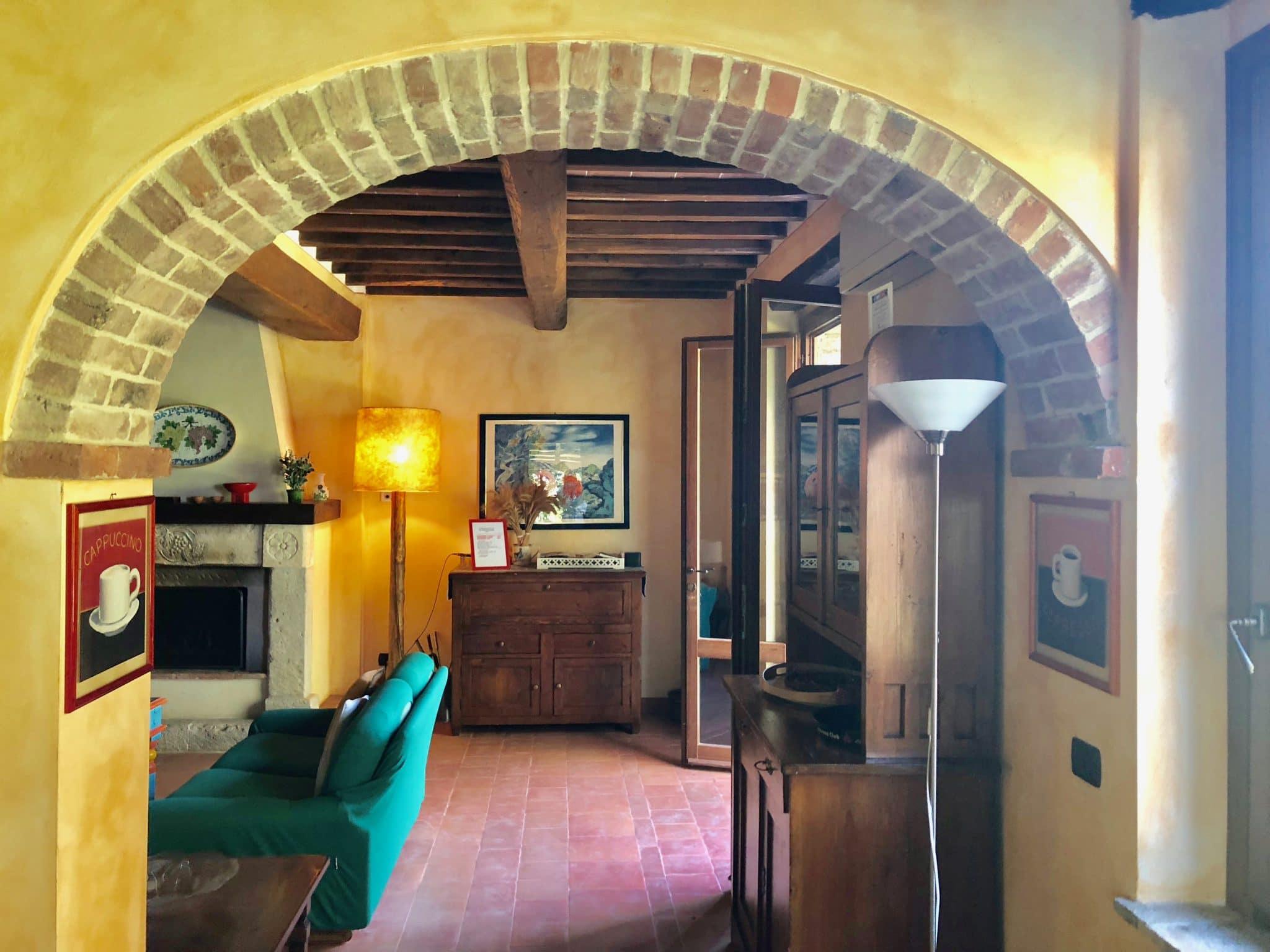 Sagrantino Villa - Tartagli Tuscany Umbria