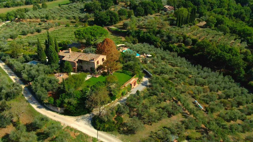 Fontanaro Holiday Villas in Tuscany
