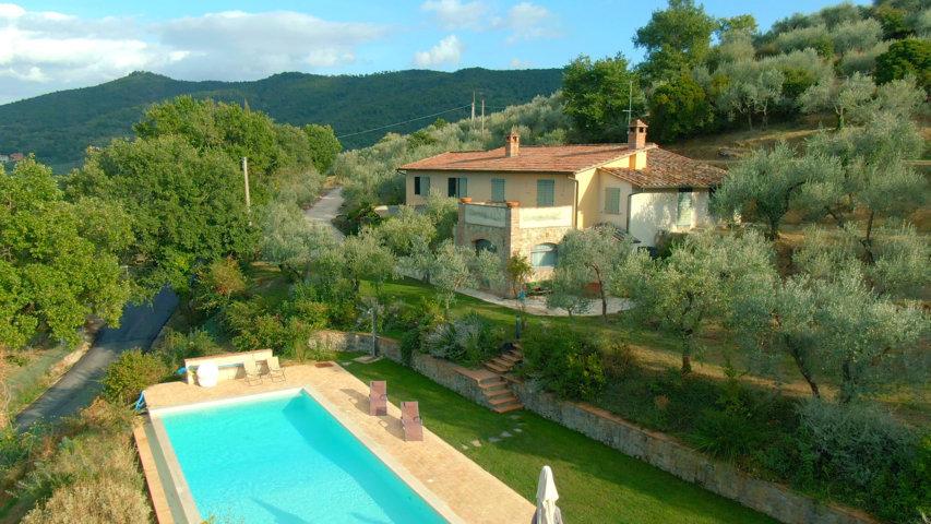 Fonte della Pace - Holiday Villas in Tuscany