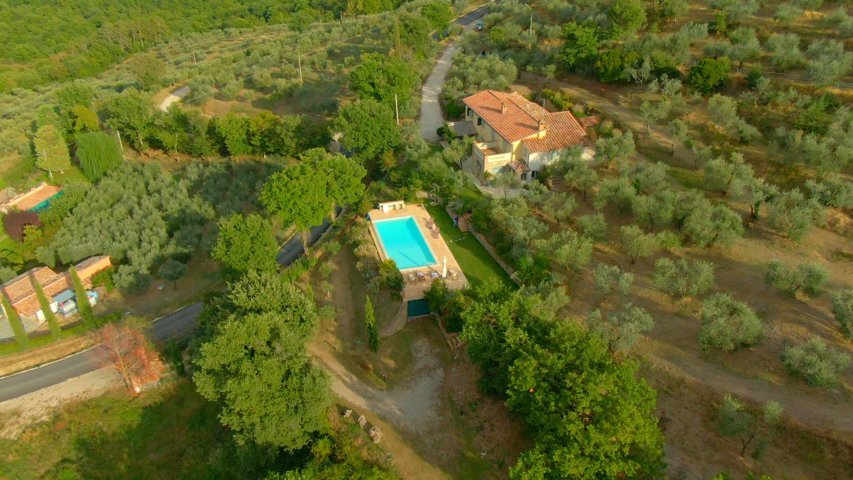 Fonte della Pace - Villa with pool in Tuscany