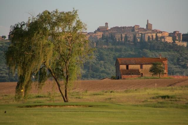 Fontanaro recommended golf club Lamborghini