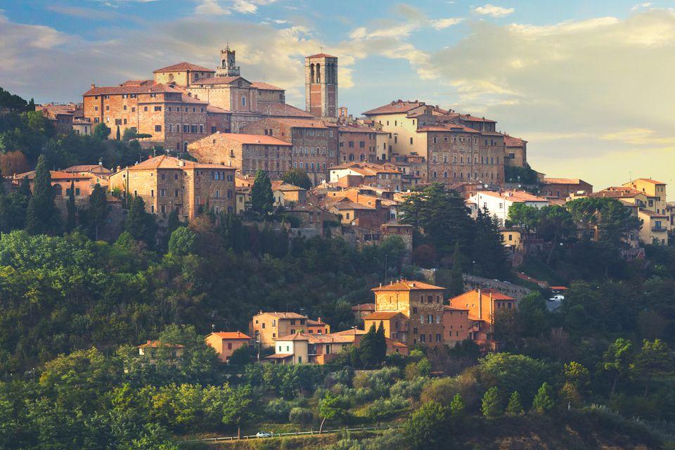 Montepulciano close to Il Fontanaro