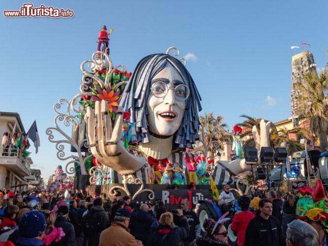 Carnival near Il Fontanaro